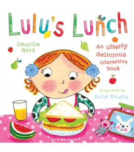 INTERACTIVE BOOK - LULU´S LUNCH