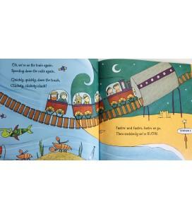 WATCH AND SING ALONG - MAGIC TRAIN RIDE
