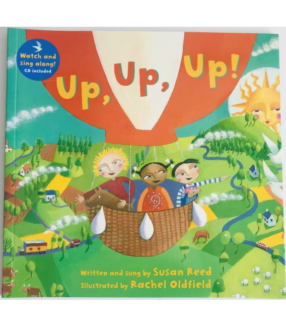 WATCH AND SING ALONG - UP, UP, UP!