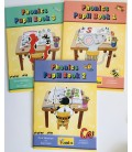 JOLLY PHONICS - PUPIL BOOK 1,2,3