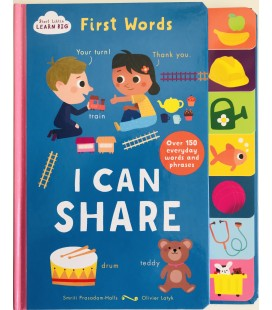 FIRST WORDS - I CAN SHARE