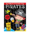 STICKER ACTIVITY BOOK - PIRATES