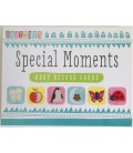 BABY RECORD CARDS - SPECIAL MOMENTS
