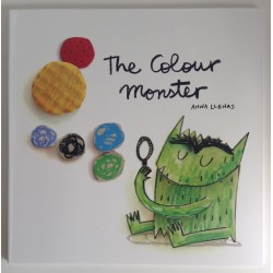 STORYBOOK - THE COLOUR MONSTER