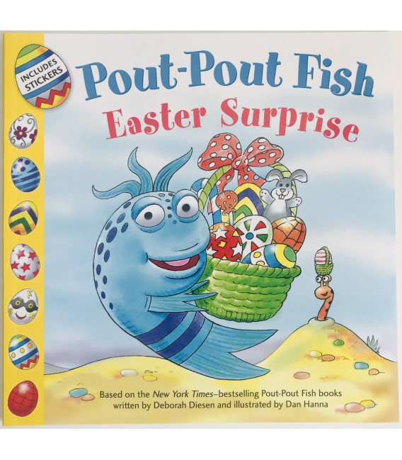 "STORYBOOK - POUT-POUT FISH ""EASTER SURPRISE"""