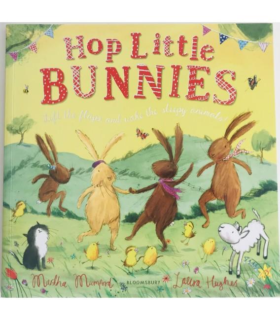 STORYBOOK - HOP LITTLE BUNNIES