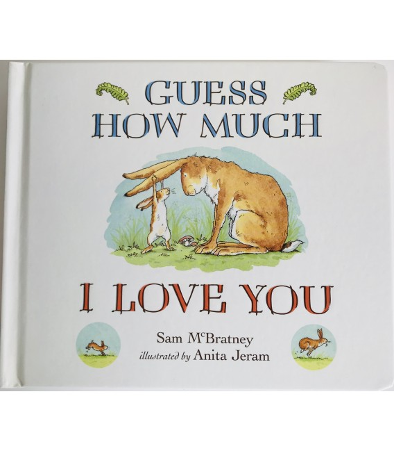 STTORYBOOK - GUESS HOW MUCH I LOVE YOU