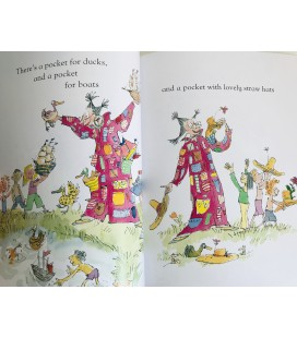 STORYBOOK - ANGELICA SPROCKET´S POCKETS