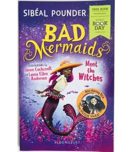 FICTION BOOK WBD - BAD MERMAIDS