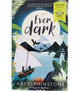 FICTION BOOK - EVER DARK