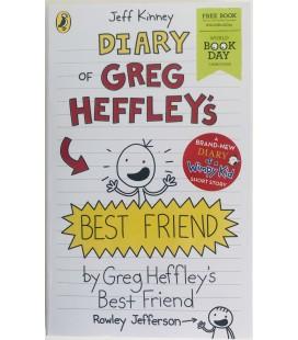 FICTION BOOK WBD - DIARY OF GREG HEFFLEY´S BEST FRIEND