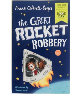 FICTION BOOK WBD - THE GREAT ROCKET ROBBERY