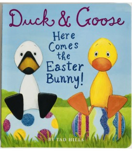 "STORYBOOK - DUCK AND GOOSE ""HERE COMES THE EASTER BUNNY!"""