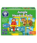 FIRST GAMES - JUNGLE HEADS & TAILS