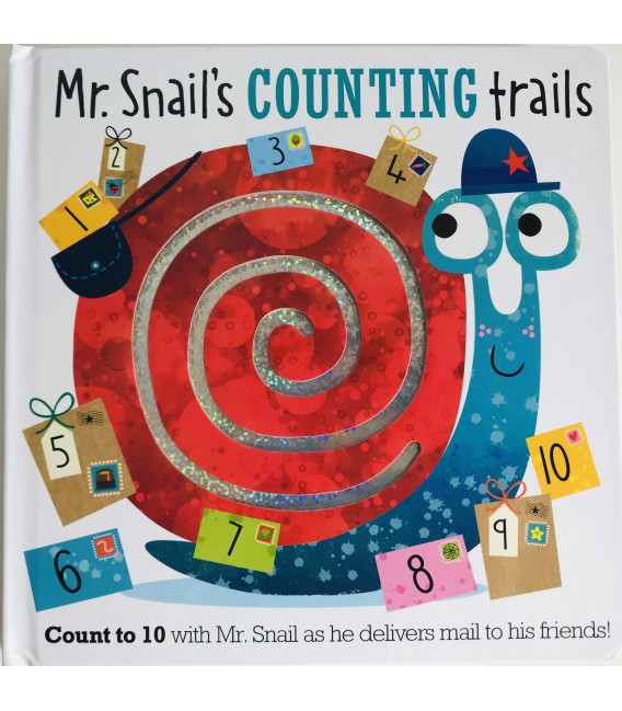 Mr. SNAIL´S COUNTING TRAILS