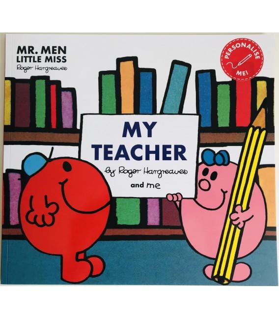 STORYBOOK - MY TEACHER