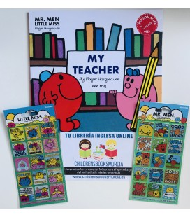 GIFT SET - MY TEACHER