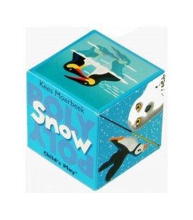 POP UP BOOK - ROLY POLY SNOW