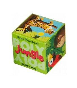 POP UP BOOK - ROLY POLY JUNGLE
