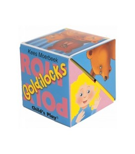 POP UP BOOK - ROLY POLY GOLDILOCKS