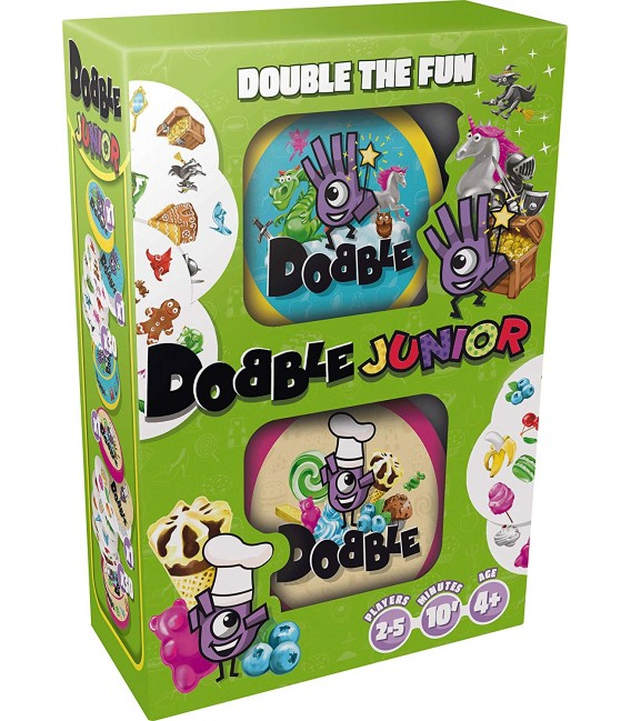 DOBBLE JUNIOR GAME