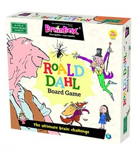 BRAINBOX ROALD DAHL BOARD GAME