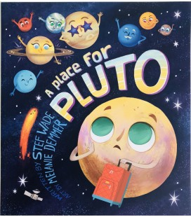 STORYBOOK - A PLACE FOR PLUTO