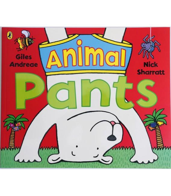 STORYBOOK - ANIMAL PANTS