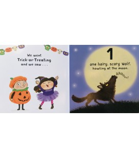 1,2, BOO! A SPOOKY COUNTING BOOK