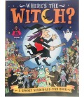 A SPOOKY SEARCH-AND-FIND BOOK - WHERE´S THE WITCH?