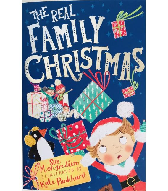 THE REAL FAMILY CHRISTMAS