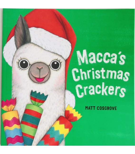STORYBOOK - MACCA´S CHRISTMAS CRACKERS