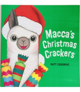 STORYBOOK - MACCA´S CHRISTMAS CRACKERS