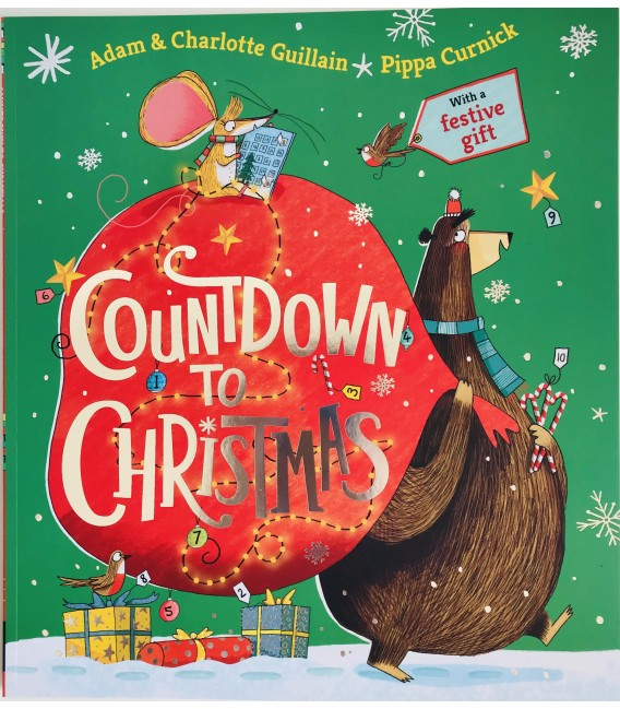 STORYBOOK - COUNTDOWN TO CHRISTMAS