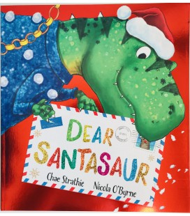 STORYBOOK - DEAR SANTASAUR