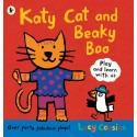 LEARNING BOOK - KATY CAT AND BEAKY BOO