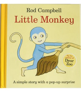 STORYBOOK - LITTLE MONKEY