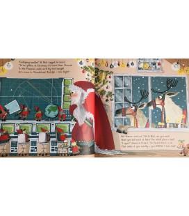 STORYBOOK - THE NIGHT BEFORE CHRISTMAS IN WONDERLAND