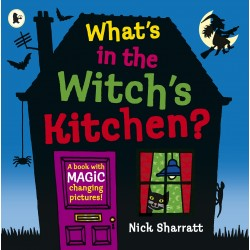 STORYBOOK - WHAT´S IN THE WITCH´S KITCHEN?