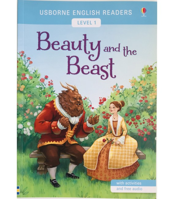 READER LEVEL 1 - BEAUTY AND THE BEAST