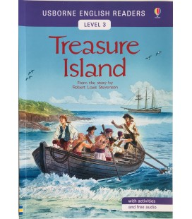 READER LEVEL 3 - TREASURE ISLAND