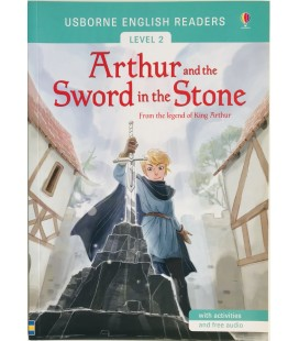 READER LEVEL 2 - ARTHUR AND THE SWORD IN THE STONE