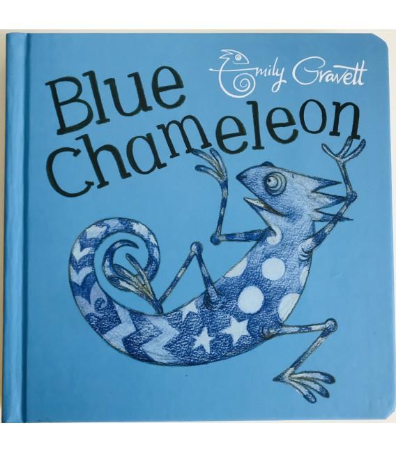 STORYBOOK - BLUE CHAMELEON
