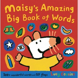 LEARNING BOOK - MAISY´S AMAZING BIG BOOK OF WORDS