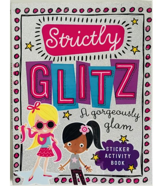 STICKER ACTIVITY BOOK - STRICTLY GLITZ