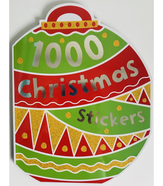STICKER ACTIVITY BOOK - CHRISTMAS