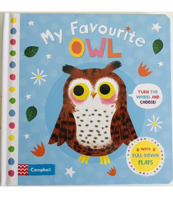 MY FAVOURITE OWL