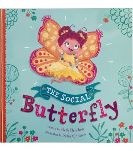 STORYBOOK - THE SOCIAL BUTTERFLY