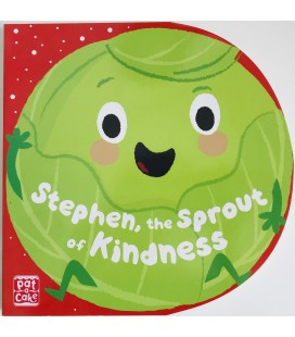 STORYBOOK - STEPHEN, THE SPROUT OF KINDNESS