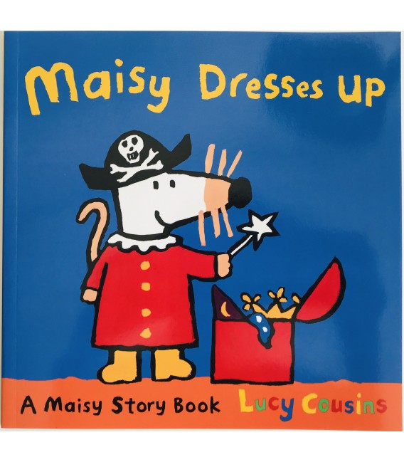STORYBOOK - MAISY DRESSES UP